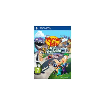 SONY PHINEAS AND FERB: DAY OF DOOFENSHMIRTZ, PLAYSTATION VITA, PLAYSTATION VITA, PLATAFORMA, VIRTUAL TOYS, E10 + (EVERYONE 10 +), ENG, BÁSICO JUEGOS PS3