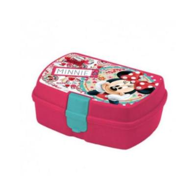 SANDWICHERA PVC DE MINNIE MOUSE SANDWICHERAS