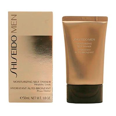 SHISEIDO - MEN MOISTURIZING SELF-TANNER 50 ML BRONCEADORES