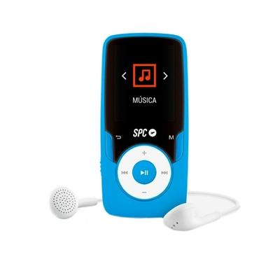 SPC REPRODUCTOR MP4 PURE SOUNDEXTREME 8GB AZUL