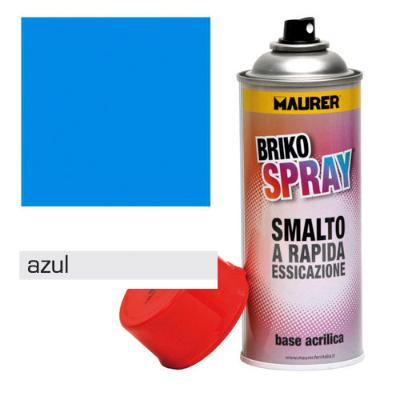 SPRAY MAURER AZUL CLARO LUZ        400ML