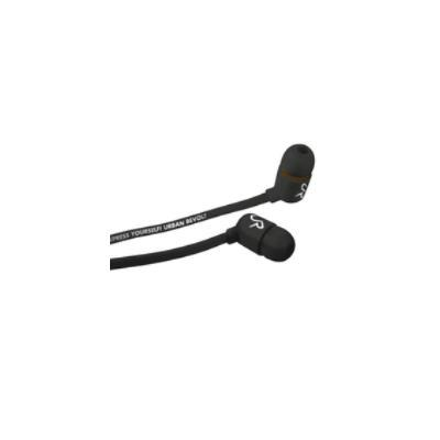TRUST DUGA IN-EAR HEADPHONE, INTRAAURAL, DENTRO DE OÍDO, NEGRO, ALÁMBRICO, TABLET AND SMARTPHONE AURICULARES