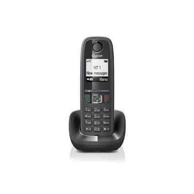 TELEF. INALAMBRICO DECT DIGITAL GIGASET AS405 NEGR