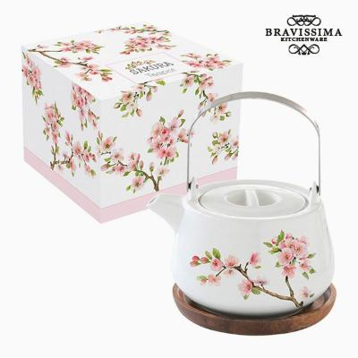 TETERA PORCELANA BY BRAVISSIMA KITCHEN VASOS
