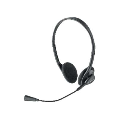 TRUST AURICULAR PRIMO HEADSET JACK 3.5MM NEGRO 11916 AURICULARES
