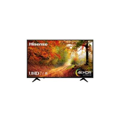 "TV HISENSE 43"" LED 4K UHD/ HDR/ 43A6140/ SMART TV/ WIFI/ 3 HDMI/ 2 USB/ DVB-T2/T/C/S2/S"