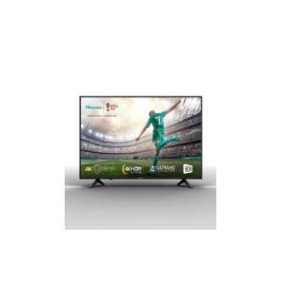 "TV HISENSE 65"" LED 4K UHD/ 65A6140/ HDR/ SMART TV/ WIFI/ 3 HDMI/ 2 USB/ DVB-T2/T/C/S2/S/ QUAD CORE"