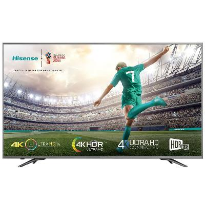"TV HISENSE 75"" LED 4K UHD/ 75N5800/ HDR/ SMART TV/ 4 HDMI/ 2 USB/ DVB-T2/T/C/S2/S/ QUAD CORE"