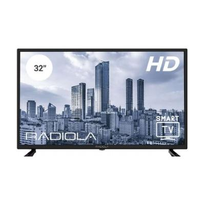"TV RADIOLA 32"" LED HD READY/ RAD-LD32100KA/ES/ SMART TV ANDROID / 3 HDMI/ 2 USB/ DVB-T/T2/C"