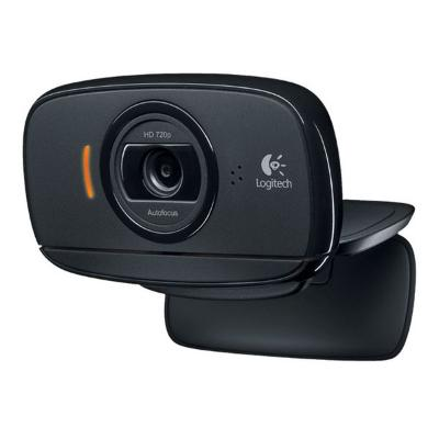 WEBCAM LOGITECH C525 HD 720P 8 MPX PC MAC NEGRO