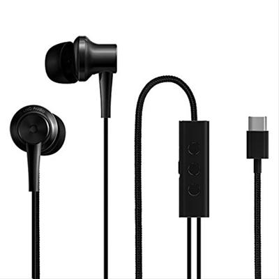 XIAOMI DUAL DRIVER EARPHONE TYPE-C NEGRO