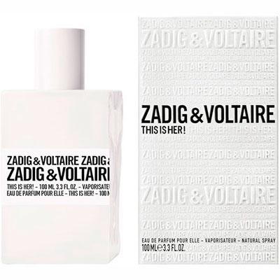 ZADIG & VOLTAIRE THIS IS HER! EDP 50 ML PERFUMES