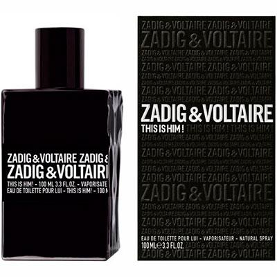 ZADIG & VOLTAIRE THIS IS HIM! EDT 100 ML COLONIAS