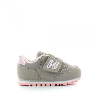zapatillas new balance gris rosa