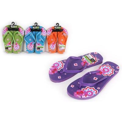 ZAPATILLAS PLAYA HIPPIE VERDE CHANCLAS DE PLAYA Y PISCINA