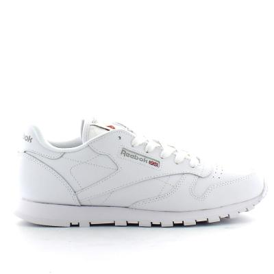 080125d22436f ZAPATILLAS REEBOK CLASSIC LEATHER BLANCO JUNIOR ZAPATILLAS CASUAL